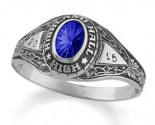 ArtCarved High School Class Ring Ladies Fantasia