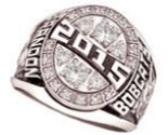 ArtCarved High School Class Ring Men's Elite