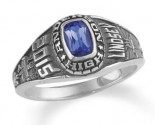 ArtCarved High School Class Ring Ladies Minuet
