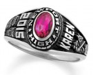ArtCarved High School Class Ring Ladies Petite