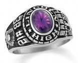 ArtCarved High School Class Ring Ladies Stylist