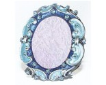 Mini-Oval Picture Frame DZ-027B