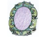 Mini-Oval Picture Frame DZ-027G