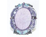 Mini-Oval Picture Frame DZ-027P