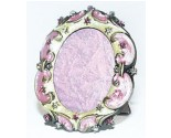 Mini-Oval Picture Frame DZ-027PK