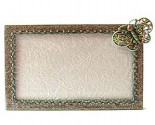 Butterfly Picture Frame DZ-045R