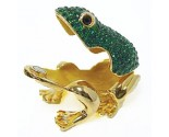 Crystal Frog Box DZ-080GN