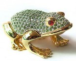 Crystal Frog Box DZ-080L