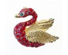 Red Swan Pin DZ-158
