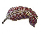 Red Feather Pin DZ-278
