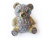 Teddy Bear Pin DZ-280