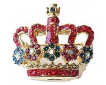 Royal Crown Pin DZ-283