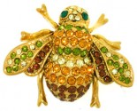Bumble Bee Pin DZ-296