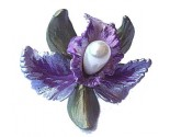Orchid Pin DZ-436