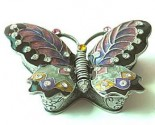 Small Double-Sided Butterfly Box DZ-456P