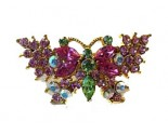 Mini-Butterfly Pin DZ-504