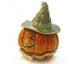 Pumkin With Hat Box DZ-5155