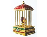 Love Bird Cage Box DZ-526