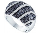 Ladies Diamond Band 14K White Gold 1.75 cts. GD-51704