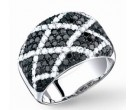 Ladies Diamond Anniversary Band 14K White Gold 2.50 cts. S23-11