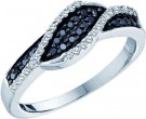 Ladies Diamond Band 14K White Gold 0.23 cts. GD-51725