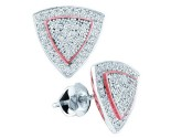 10K Rose Gold Diamond Fashion Earrings 0.25 cts. GD-52964