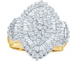 Ladies Diamond Fashion Ring 10K Gold 1.00 ct. GD-10894