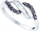 Ladies Diamond Fashion Band 14K White Gold 0.33 cts. GD-51723