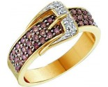 Ladies Diamond Fashion Band 14K Yellow Gold 0.50 cts. GD-51842