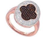 Ladies Diamond Fashion Ring 10K Rose Gold 0.50 cts. GD-88342