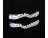 Diamond Ring Enhancer 14K White Gold 0.34 cts GD-98094