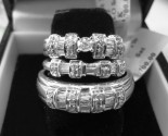Three Piece Wedding Set 14K White Gold 1.16 cts. 6JGR2106