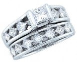 Ladies Two Piece Set 14K White Gold 2.75 cts. GD-48781