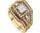 Ladies Three Piece Set 14K Yellow Gold 1.00 ct. GD-52815