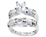 925 Sterling Silver Bridal 2-Piece Set SL-9020