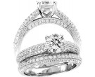 925 Sterling Silver Bridal 2-Piece Set GD-25069