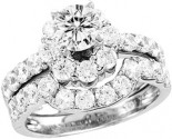 925 Sterling Silver Bridal 2-Piece Set GD-25114
