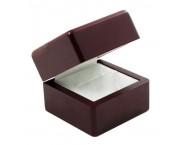 Luxury Wooden Style Cherry Ring Box Upgrade WCBOX [WCBOX]