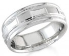 950 Platinum Wedding Band 6-7-8mm - PWB-1563