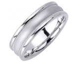 950 Platinum Wedding Band 6-7-8mm - PWB-1653