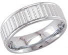 950 Platinum Wedding Band 6-7-8mm - PWB-1654
