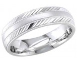 950 Platinum Wedding Band 6-7-8mm - PWB-1661