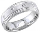 950 Platinum Wedding Band 6-7-8mm - PWB-1662