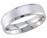 950 Platinum Wedding Band 6-7-8mm - PWB-1753