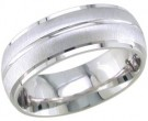 950 Platinum Wedding Band 6-7-8mm - PWB-1755