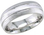 950 Platinum Wedding Band 6-7-8mm - PWB-1760