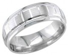 950 Platinum Wedding Band 6-7-8mm - PWB-1858