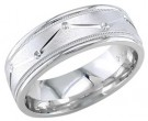 950 Platinum Wedding Band 6-7-8mm - PWB-1861