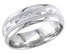 950 Platinum Wedding Band 6-7-8mm - PWB-1862
