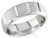 950 Platinum Wedding Band 6-7-8mm - PWB-1864
